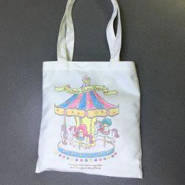 厂家定制帆布袋定做logo 手提棉布袋 环保袋购物袋买菜多用布袋