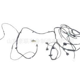 厂家定做解放赛龙驾驶室线束定制赛龙发动机线束车身线束总成图片