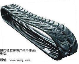 勾机橡胶履带板