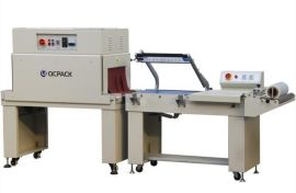 CX-450/450A+RM-500半自动L型热收缩包装机