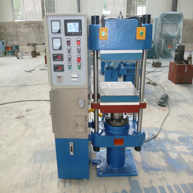 25T 全自动控制实验室硫化机