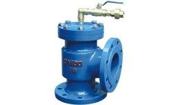 液压水位控制阀(H142X)实现自动供水功能