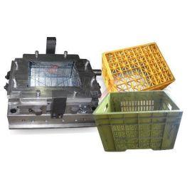 塑料筐模具 塑料周转箱模具