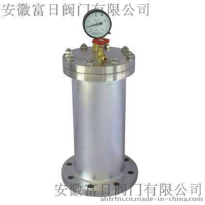 安徽富日YQ9000水锤吸纳器 水锤消除器 活塞式水锤吸纳器