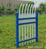 現貨供應鋅鋼護欄鋅合金噴塑護欄鋼管圍欄鐵管欄杆