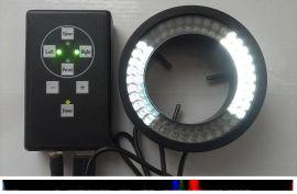显微镜用超高亮大口径四分区LED环形灯(FZ80)