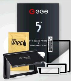 GGS五代相机保护屏