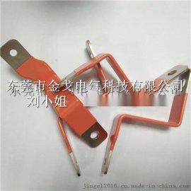 金戈电气TMY环氧树脂涂层铜排新款定制
