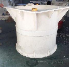 常熟厂家加工制作PP化工桶 环保桶 耐酸碱 塑料桶 聚丙烯焊接储存槽