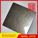 304乱纹茶色不锈钢板厂家供应