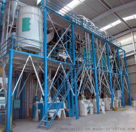 20-60吨饲料加工机械 饲料加工机械厂家