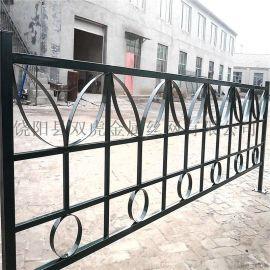 **别墅小区围栏工艺护栏围栏铁艺锌钢护栏网