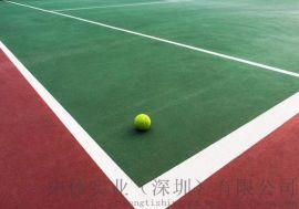 运动地板材料硅pu篮球场塑胶场地