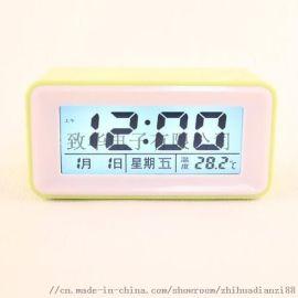 致华ZH-1607万年历语音时钟语音报时聪明钟芯片