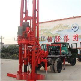 大口径百米反循环钻机 工程地基反循环钻机