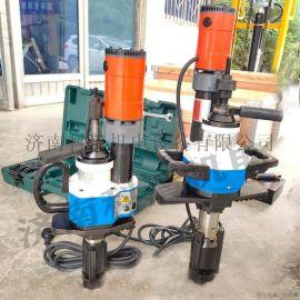 管子电动坡口机 内胀管径倒角机白钢管道铣边机