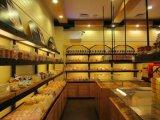 供应优质不锈钢面包柜 中岛柜HL001 面包展柜生产厂家