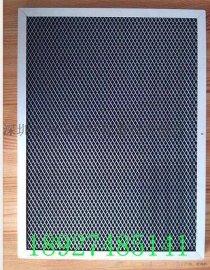 厂家信誉保证带金属边框机柜阻燃防尘网