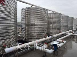 宿舍楼空气能热泵热水工程