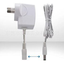 JQ06L1-XXXYYYYSF 6W系列澳规SAA插墙式电源适配器