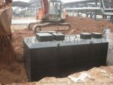 蓝博湾LBOW-10-UF    生活污水一体化处理设备,生活污水一体化设备