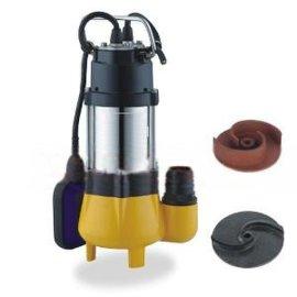 WQ(D)不锈钢潜水排污泵