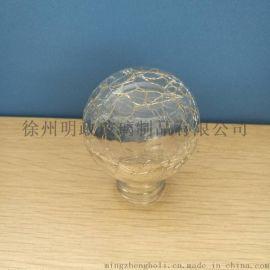 炸裂纹玻璃燈罩,专业生产厂家,定制加工