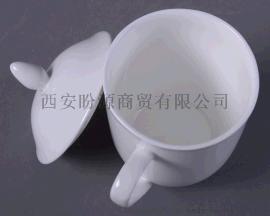 西安陶瓷杯子办公杯子制作