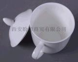 西安陶瓷杯子辦公杯子製作