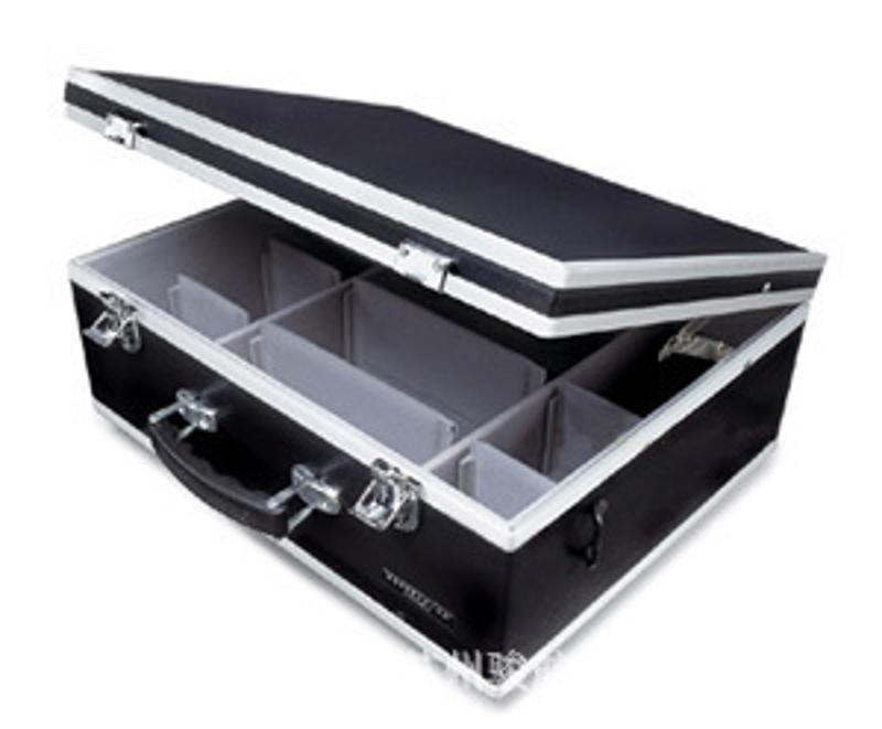 多規格鋁箱工具箱 鋁合金金屬箱 運輸設備防震防摔航空箱廠家直銷
