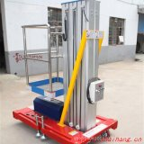 深圳10米单人铝合金电动升降机 维修安装用 液压式