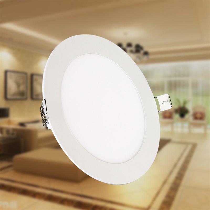 直销供应led面板灯led 面板灯圆形吸顶面板灯镜子灯带