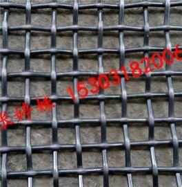 鍍鋅鐵絲軋花網 工地篩沙軋花網生產廠家