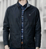 上海紅萬定製男女夾克衫 翻領夾克衫