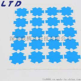 深圳LED导热粘接胶带 导热双面胶 带玻纤导热双面胶