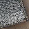 碳钢菱型脚踏网 防火防滑竹笆网