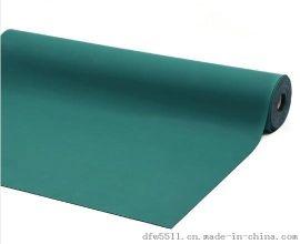 100%全新料橡胶板防静电胶板抗静电工作台垫2mm