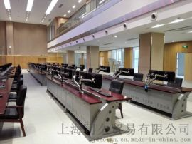 SJ&locket监控调度台和多屏支架系统工作站