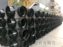检查井 塑料一体成型 污水溜槽检查井 市政排水工程