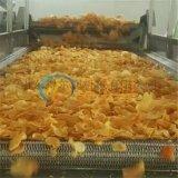 升级SH香酥油炸土豆片生产线 鲜切薯条薯片油炸线