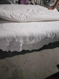 厂家生产销售白色无铬鞣牛皮二层皮耐黄变抗撕裂