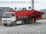 大件設備、機械儀器運輸9深圳市鑫明通物流)