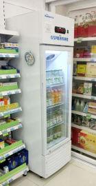 华美 LC-288(D) 专业医药冷藏柜 风冷冰柜 GSP认证单品药品阴凉柜