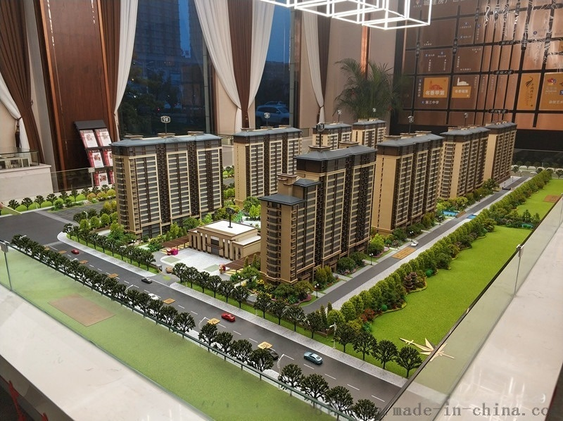 淮北模型公司 宿州沙盤模型製作公司 宿州廠區沙盤