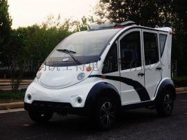 温州4座4门电动巡逻车厂家直销价