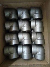 锻制螺纹弯头、A105螺纹弯头沧州恩钢现货厂家