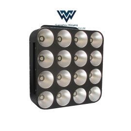 16头LED矩阵灯16*30W三合一全彩光束染色灯