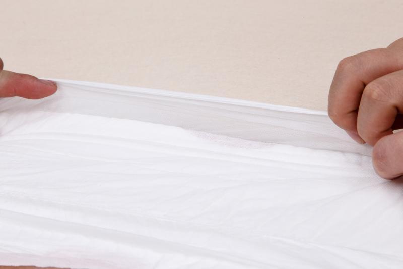 产妇卫生巾 竹纤维纱布蝶形巾  准妈妈产后三天专用 厂家直销
