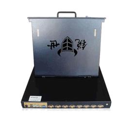 CS-1901折叠液晶19寸KVM