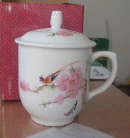 陶瓷杯子 礼品茶杯订做价格